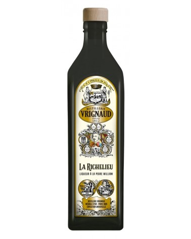 La Richelieu - Liqueur à la Poire William 35% - 70cl