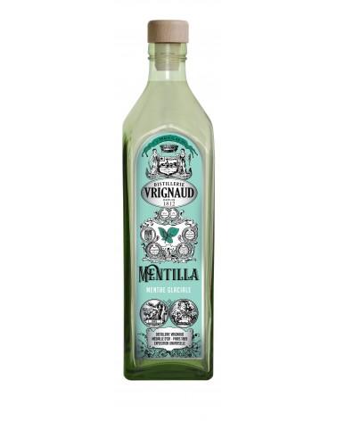 Mentilla - Menthe Glaciale 24% - 70cl