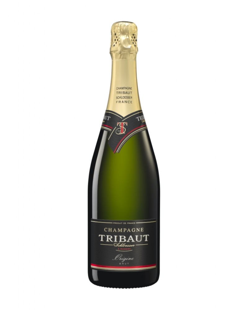 Champagne Sébastien Tribaut - Brut Origine - 75cl Blanc