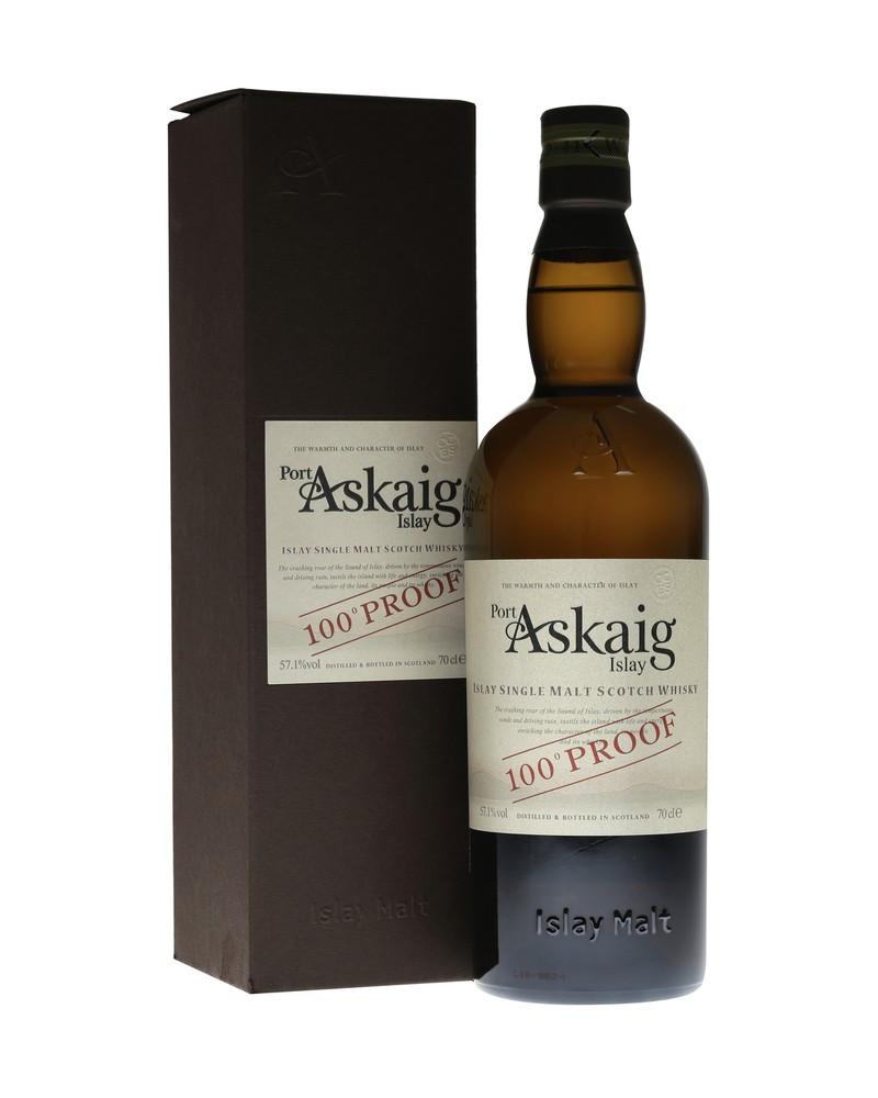 Port Askaig 100% Proof 57.1% - 70cl