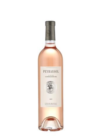 Provence - Peyrassol - Cuvée des Commandeurs - 75cl Rosé