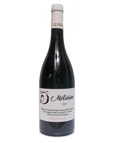 Mélusine Rouge - Pissotte - Domaine Coirier - 75cl
