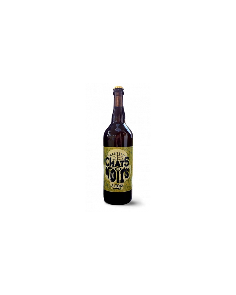 Chats noirs - French Pale Ale 5.5% - 33cl