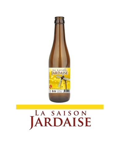 La saison Jardaise 6% - blonde 33cl