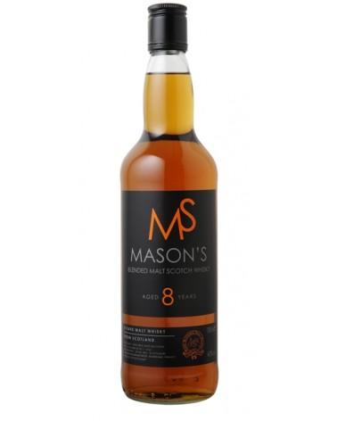 Mason's 8 ans Blended Malt 40% - 70cl