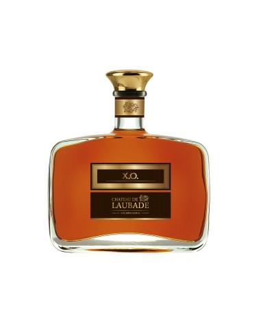 Armagnac XO Château de Laubade Carafe + étui - 70cl