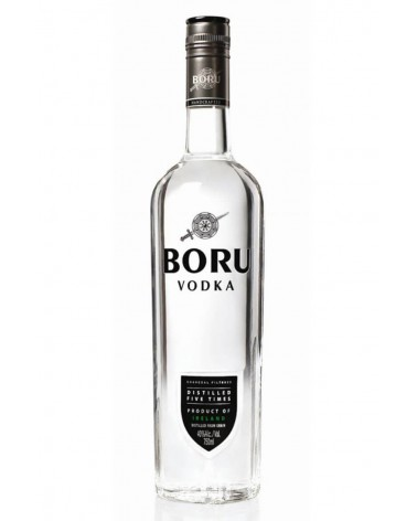 Vodka Boru 37.5% - 70CL