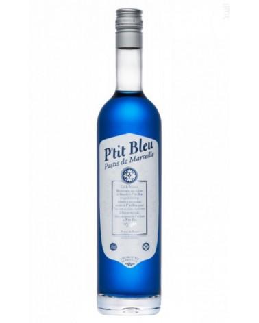 Pastis P'tit bleu 45% - 70cl