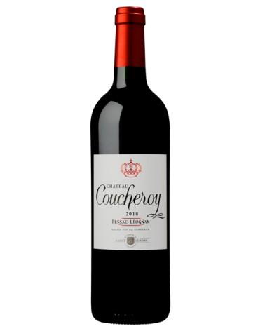 Pessac leognan - Chateau Coucheroy - 75cl Rouge