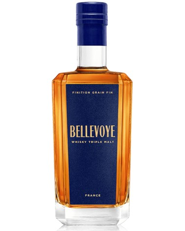 Bellevoye Bleu Finition grain fin 40% - 70 cl