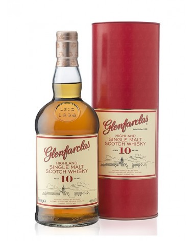 Glenfarclas single malt 10 ans 40% - 70cl
