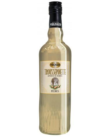 Troussepinette Pêches 14.4% - Blanc 75cl