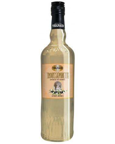 Troussepinette Epines Noires blanc - 14.4% - Blanc 75cl