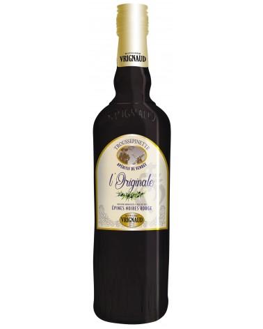 Troussepinette Originale Epines Noires 17% - Rouge 75cl