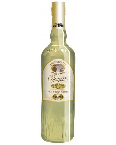 Troussepinette Originale Poires William de Luçon 17% - Blanc 75cl