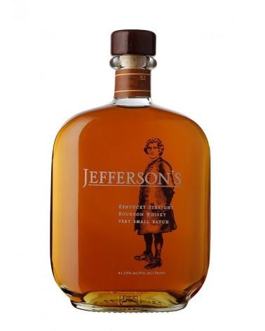 Jefferson's Bourbon 41,2% - 70cl