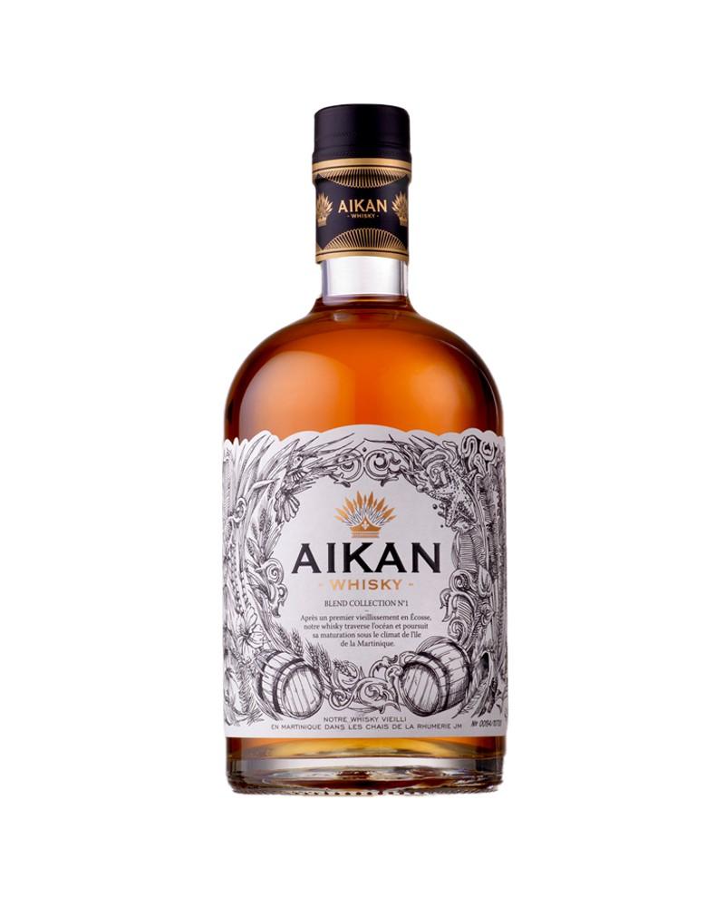 Aïkan - Whisky 43% - 50cl