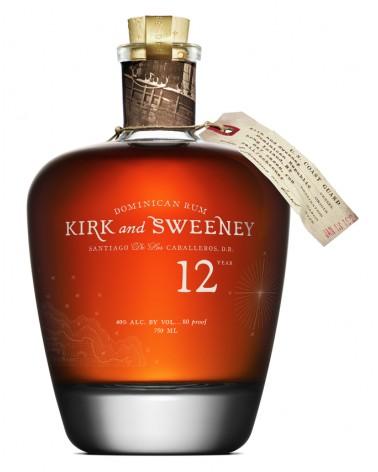Kirk & Sweeney 12 ans  40% - 70cl
