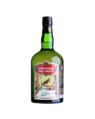 Latino 5 ans 40% - Compagnie des Indes - 70cl
