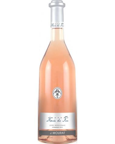 Mareuil - Marie du Fou Rosé - 75cl