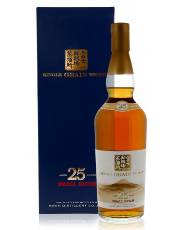 Kirin Fuji Gotemba Single Grain 25 ans 46% - 70cl
