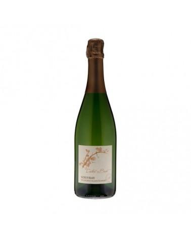 Vouvray extra brut  - vignobles Alain Robert - 75cl Blanc