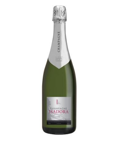 Champagne Isadora brut - 75cl Blanc