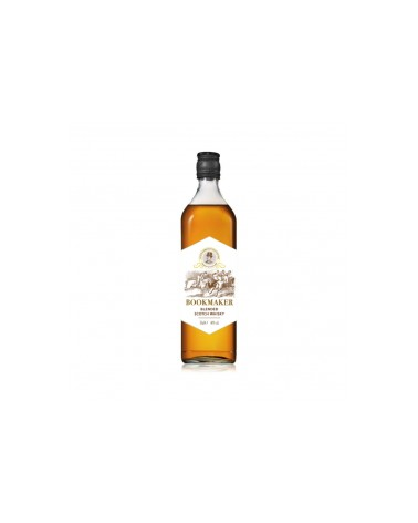 Bookmaker - Blended Scotch 40% - 70cl