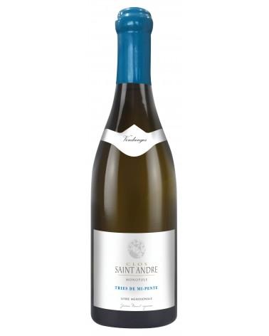 Clos Saint Andre Tries de Mi-pente - Domaine Mourat - 75cl Blanc