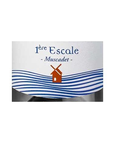 Muscadet - 1ere éscale - Menard-Gaborit - BIB 3 Litres Blanc