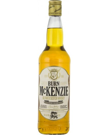 Burn Mckenzie - Scotch Whisky - 40% - 70cl