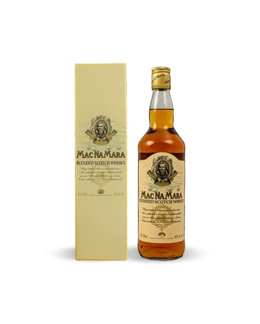 Mac NaMara - Blended - Scotch - Whisky - 40% - 70cl