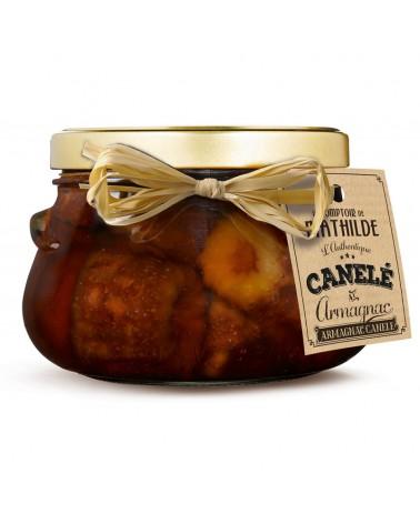 Canelés à l'Armagnac (environ 15 canelés) - 640g