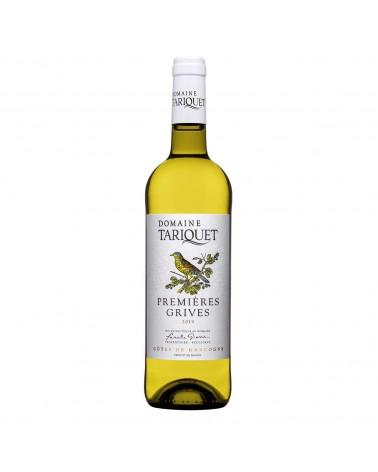 Côtes de Gascogne - Tariquet - Premières Grives - 75cl Blanc