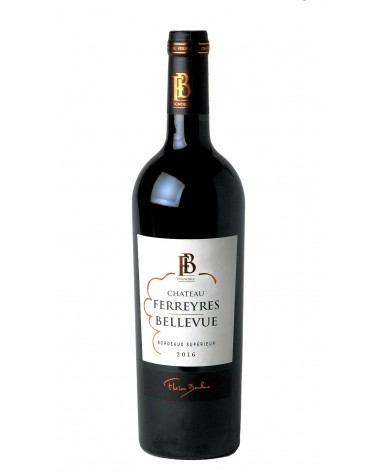 Bordeaux Supérieur- Chateau Ferreyres Bellevue- 75cl Rouge
