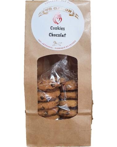 Cookies pépites de chocolat - Biscuiterie Robin - 200gr