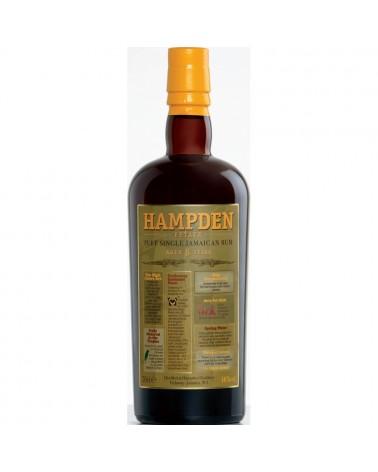 Hampden - Estate - rhum 8 ans - 46% - 70cl