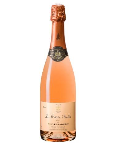Méthode Traditionnelle - Bouvet - La Petite Bulle - 75cl Rosé